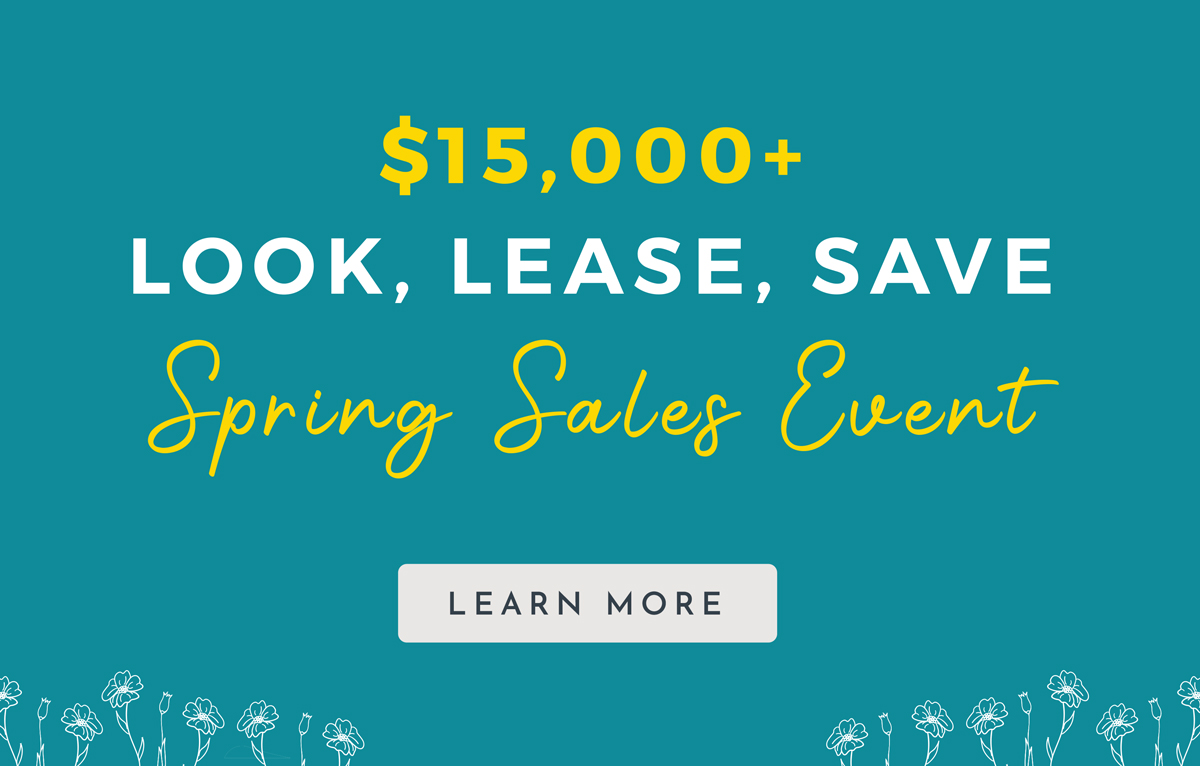 Pine Grove Crossing - May pop up special - Look, Lease, Save - click to learn more